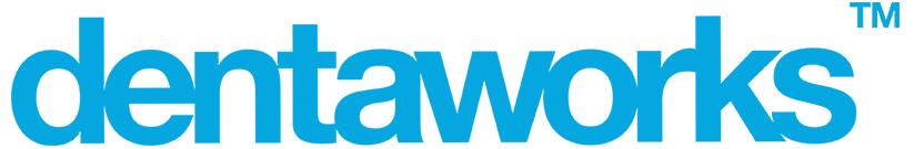 DentaWorks tandblekning logo