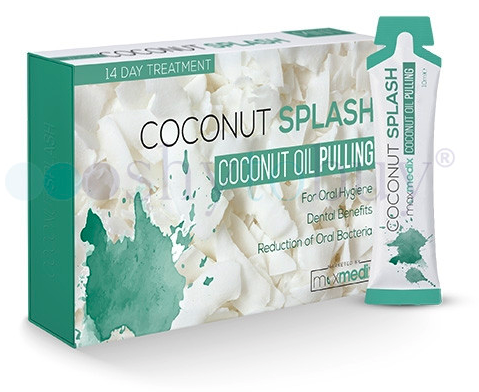 coconut splash oil pulling startkit