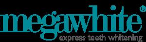 Megawhite tandblekning logo