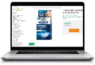 Rapid White hampaiden valkaisu Apteekkituotteet.fi verkkokaupasta